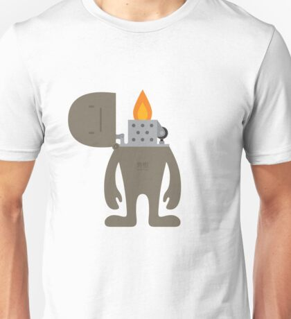 ZippoDeki Unisex T-Shirt