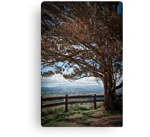 McHugh Lookout Canvas Print