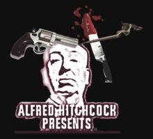 Alfred Hitchcock Presents by eL7e