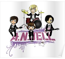 A.N.JELL (You're beautiful) Poster