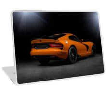 2014 SRT Viper TA Laptop Skin