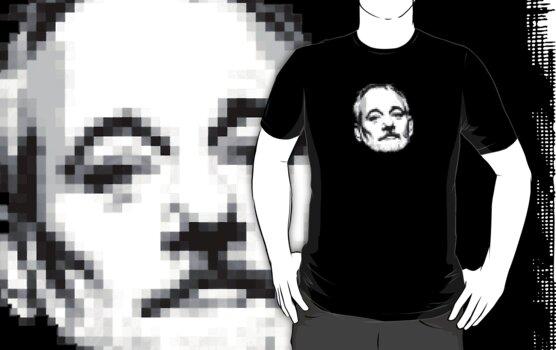 8bit Bill Murray by Morrocandesigns