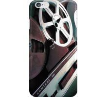 Admiral Tape Recorder iPhone Case/Skin