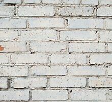 Soft image of a background of gray brick wall by vladromensky
