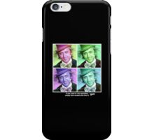 Willy Wonka Warhol iPhone Case/Skin