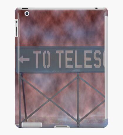 Telescope  iPad Case/Skin