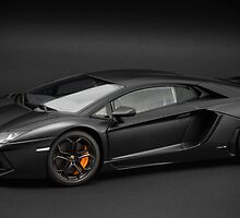 Lamborghini Aventador LP700-4 by Stanislaw