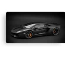Lamborghini Aventador LP700-4 Canvas Print