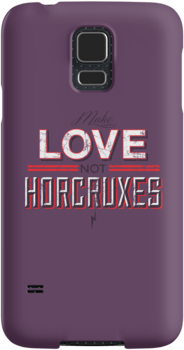 Make Love Not Horcruxes by Kyle Price