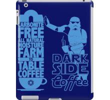 Dark Side Coffee  iPad Case/Skin