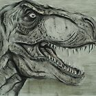 T rex by gogston