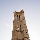 tower holy jack in Paris, France  by hpostant