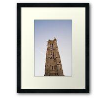 tower holy jack in Paris, France  Framed Print