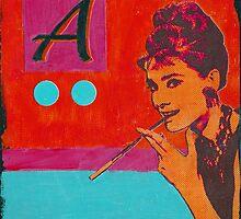 Audrey by Glenyss Ryan