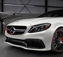 2015 Mercedes-Benz AMG C63 S Sticker