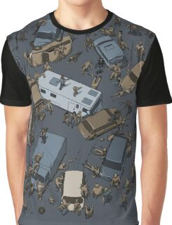 Survival Game Graphic T-Shirt