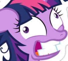 Insane Twilight Sparkle Sticker