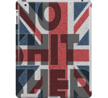 NO SHIT SHERLOCK iPad Case/Skin