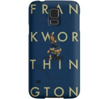 Frank Worthington - Leicester City Samsung Galaxy Case/Skin