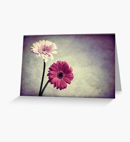 Light & Dark Greeting Card