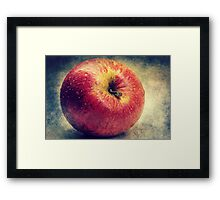 Apple Mac-Ro Framed Print