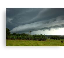 Byron Bay Thunderstorm Canvas Print
