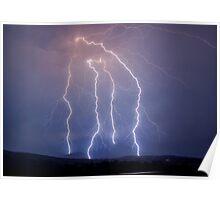 Kalbar Lightning Poster