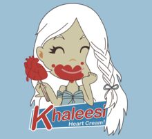 Khaleesi Heart Cream! by loku