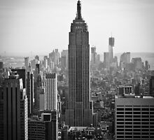 Empire State of Mind | New York 2012 by RedDash