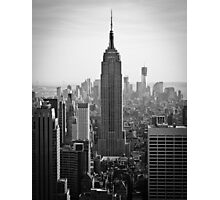 Empire State of Mind | New York 2012 Photographic Print