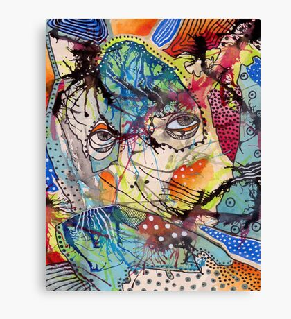 Witty Charming Canvas Print