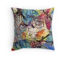 Witty Charming Throw Pillow