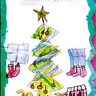 A 5 years olds christmas dream  by Kaelem Emblow