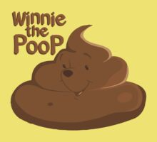 Winnie The Poop Kids Clothes