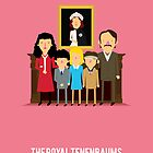 'The Royal Tenenbaums' tribute by Olaf Cuadras