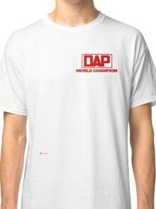 DAP T Shirt original style 70's Classic T-Shirt