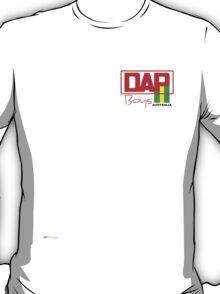 DAP Boys Australia T Shirt Design  T-Shirt
