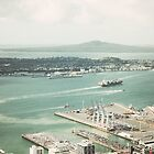 Auckland, New Zealand by WavesPhotograph