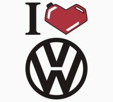 I Heart VW by lolotees