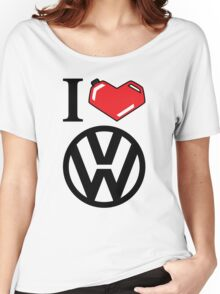 I Heart VW Women's Relaxed Fit T-Shirt