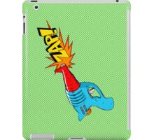 Zap Green iPad Case/Skin