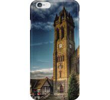 Peebles Parish Church iPhone Case/Skin
