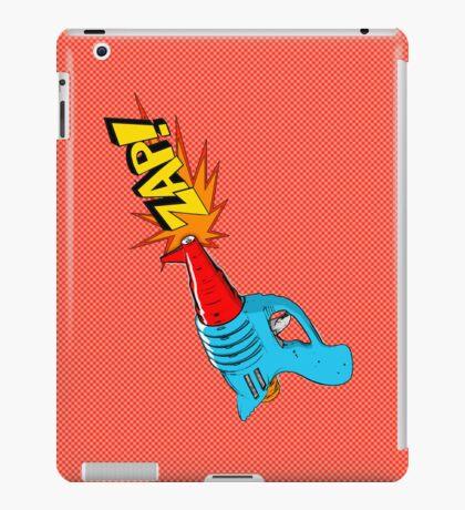 Zap Sam iPad Case/Skin
