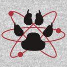 Atomic Paw by stevebluey