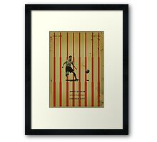Andy Graver - Lincoln City Framed Print