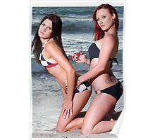 Nikki & Shanae Poster
