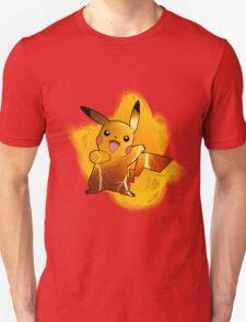 Pikachu w/ background T-Shirt