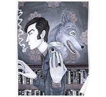Der Wolf II Poster