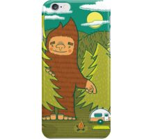 The Big 3: Big Foot iPhone Case/Skin