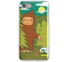 The Big 3: Big Foot iPhone Case/Skin